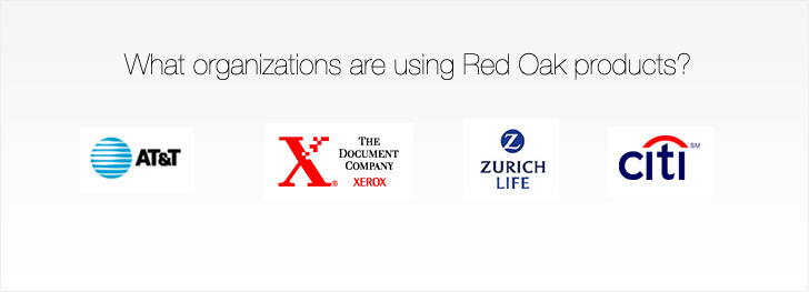 Organizations Using Red Oak Software